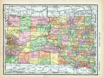 Page 093 - South Dakota, World Atlas 1911c from Minnesota State and County Survey Atlas
